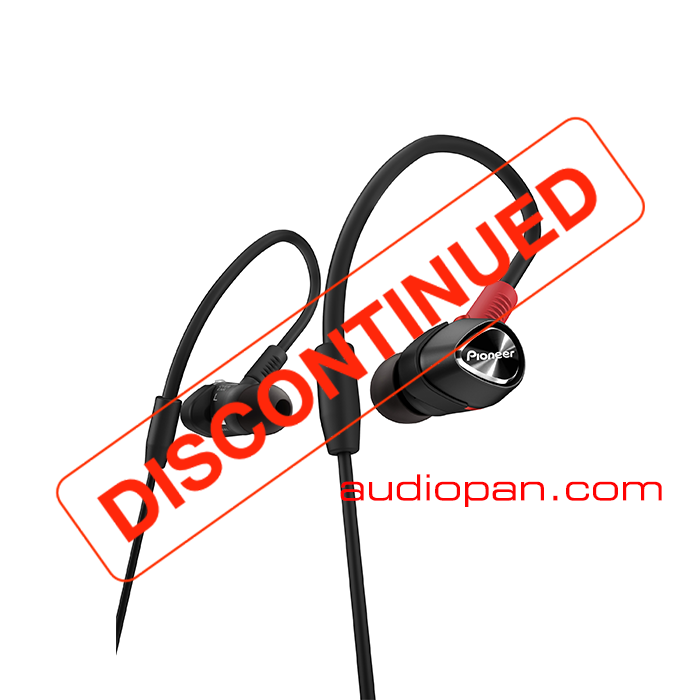 Discontinued-Pioneer-DJE-1500