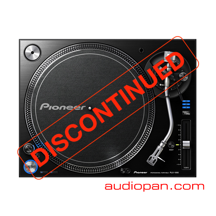Discontinued-Pioneer-PLX-1000