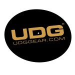 UDG Slipmat Set Black : Golden (a)