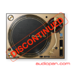 Discontinued-Pioneer-PLX-1000-Gold