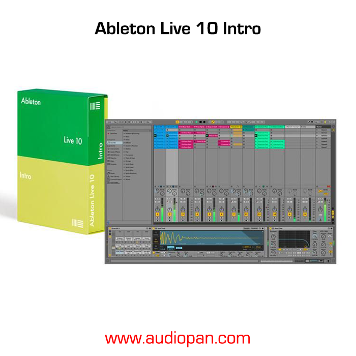 Ableton-Live-10-Intro