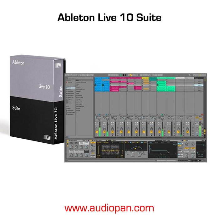 Ableton-Live-10-Suite